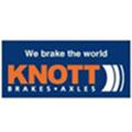 Knott brakes logo
