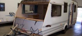 Caravan Damp Repair image